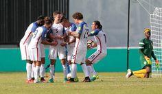 Covesia.com - Timnas Amerika Serikat sukses taklukkan timnas negara kepulauan…