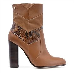 #mimco Uptown Leather Boot
