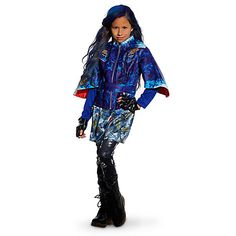 Disney Descendants 2 Evie Costume for Kids