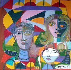 DOIN - ARTISTA PLÁSTICO: WILSON LAMBERTO DOIN -  VENDAS - 47 91084083