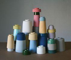 ceramics by apparatu team from barcelona