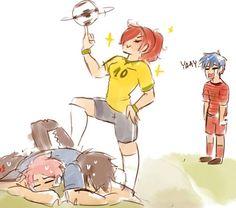 Fairy Tail Soccer