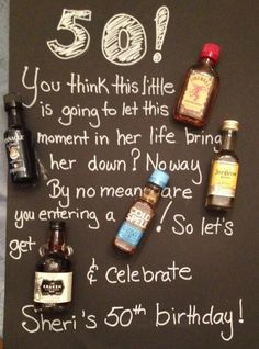 Mad Libs Birthday Card Mini Alcohol Bottles Quot Just