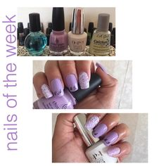 #mynailsoftheweek inspired by the #marchofdimeswalk and my beautiful niece :) link on my bio #nailstagram #nailswag #nailart #nailartaddict #mynails #youtubeguru #youtubechannel #nailsinspire #fashionnails #marchofdimes #walkforbabies #niecelove #mynieceiscuterthanyours #fashion by beautyy.by.lis