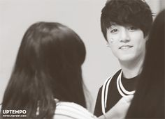 Jungkook | hey you! *wink! •_~