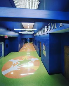 #blue #school #academy #cincinnati #cincinnatipublicschools #colors # Architecture #design