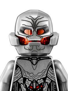 Ultrón de vibranium - Personajes - LEGO.com