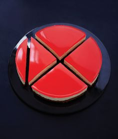 Too Drunk to C**k | Dead Kennedys fans are advised to make this ginger and lemongrass vegan cheesecake with strawberry jelly in advance of a drinking session.