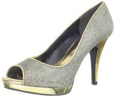 Shoes: Nine West Women's Danee Platform Pump [Buy New: $23.70 - $79.99 (On sale from $89.00)]