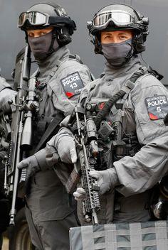 Counter-Terrorism (Practice)