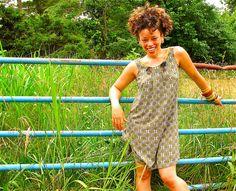 sorbetto dress! by oonaballoona, via Flickr