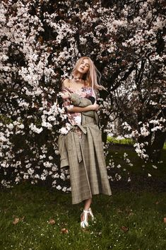 ❀ Flower Maiden Fantasy ❀ beautiful art fashion photography of women and flowers - Kerry Dean and Sam Willoughby