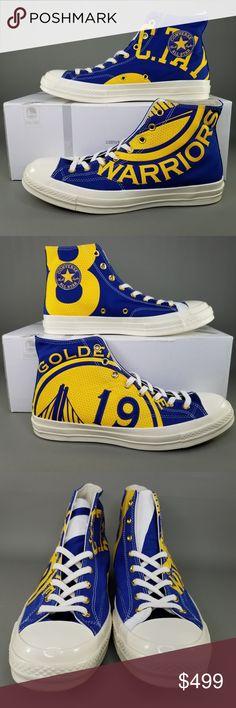 online retailer 1f56a a07f2 Converse Chuck 70 Hi x Golden State Warriors 11.5 Converse Chuck 70 Hi x  NBA Golden