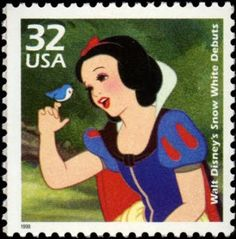US Stamp - Celebrate the Century 1930s Walt Disneys Snow White Debuts