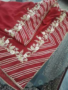 Embroidery Suits Punjabi, Embroidery Suits Design, Embroidery Dress, Hand Embroidery, Embroidery Designs, Designer Punjabi Suits, Indian Designer Wear, Bridal Suits Punjabi, Latest Suit Design