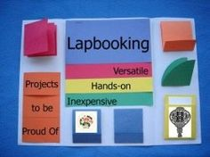 foldables in a lapbook