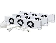 Speed Comfort Radiator-Ventilator Trio | Eco-Logisch webshop