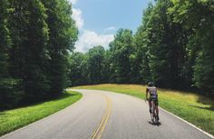 The Natchez Trace Parkway is one of America's favorite bicycle-friendly byways. Find bike routes, guides & bike-friendly campgrounds & information. Natchez Trace, Ticket To Ride, Spring Time, Biking, Touring, Cycling, Freedom, Scenery, Destinations