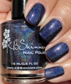KBShimmer Claws And Effect // @kelliegonzoblog