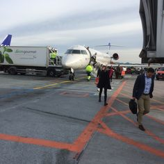 SAS Bombardier CRJ-900 at Copenhagen