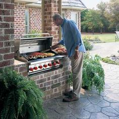 Grill Maintenance Th
