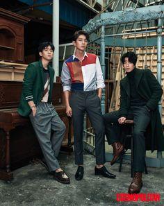 Lee Jun Ki for Cosmopolitan Korea 2016