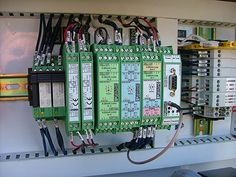 RTU cabinet usually equipped with RTU, radio, and field wiring terminations