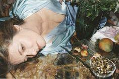 Jürgen Teller - Louise XV for Marc Jacobs (Charlotte Rampling)