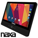 """A+9""""+Android+tablet+computer+AND+DVD+player+in+one+easy-to-use+and+affordable+design!"""