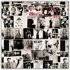The Rolling Stones Exile on Main Street LP #Vinyl Record 180g NEW SEALED