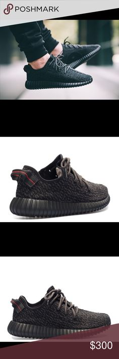 2f4154ce3 Adidas by Kanye West Yeezy Boost 350 Pirate Black Follow us on Twitter   https   twitter.com SneaksOnFiree