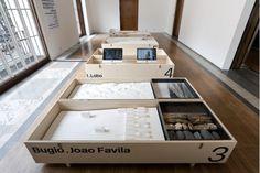 Exposição 'Overlappings: Six Portuguese Architecture Studios' - João Morgado - Architecture Photography