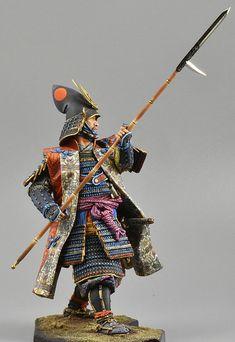 Samurai Poses, Japanese History, Japanese Art, Kabuto Samurai, Chinese Armor, The Last Samurai, Samurai Artwork, Japan Illustration, Japanese Warrior
