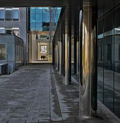 regierungsviertel in st.pölten by Johannes Scherwitzl Saints, Hiking, City