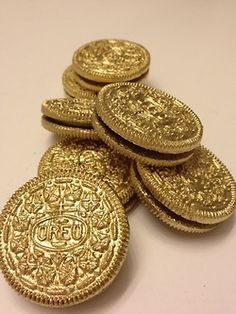Gold Oreos? Does it get better?
