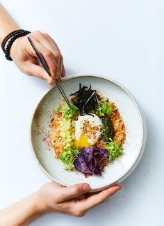 No one makes fried rice like Baroo's Kwang Uh. Dish of the year from @bonappetit…