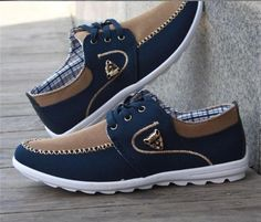 Men's Breathable Flats In 2 Colors - TrendSettingFashions