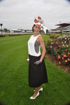 Racing Fashion: Fashions on the Field State Finalists for 2014