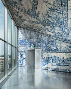 Inpiring Portuguese Tiles |Check out @bat_eye for more