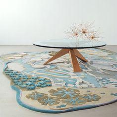Landscapes Rugs by Angela Adams  LAS QUIEROOO ..