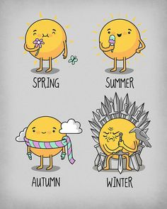 Jon Snow, Khal Drogo, Winter Is Here, Winter Is Coming, It's Coming, Winter Sun, Game Of Thrones Meme, Game Of Trones, Humor Grafico