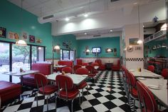 Rewind to the Great American Meal Experience - Spread over the length and breadth of the United States, The All American Diner has its own special look and menu.