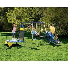 Jump N Swing Set $190