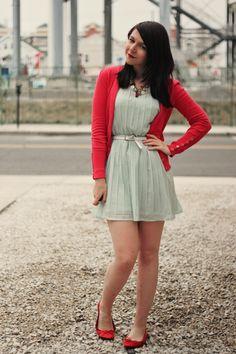 Wear Pastel Colors - spring fashion