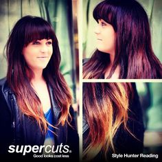 Supercuts Style Hunter S/S 12  Rebecca from Reading