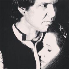 Star Wars Art, Star Trek, Carrie Fisher Harrison Ford, Saga, Han And Leia, Episode Iv, Star War 3, Mark Hamill, Star Wars