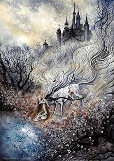 Garden of Oblivion by Sieskja.deviantart.com on @DeviantArt