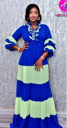 African Attire, African Dress, Cool Outfits, Fashion Outfits, Womens Fashion, Nice Clothes, Cold Shoulder Dress, Fabrics, Chiffon