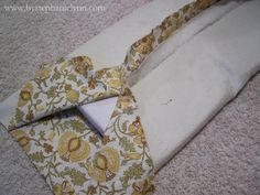 Make a Replacement Cover for An Ikea Poang Chair - bystephanielynn