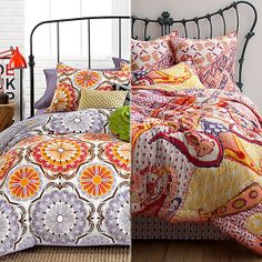 bright and cheery college apartment bedroom | Today\'s Craft and ...